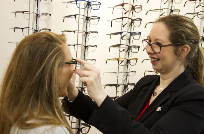 Eye Pressure Checks