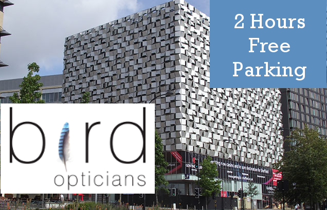 Up to 2 Hours Free Parking